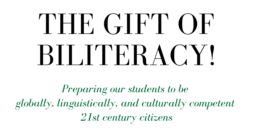 The Gift of Biliteracy
