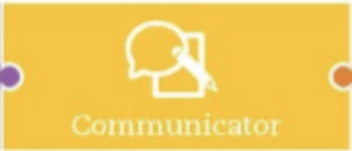 Communicator Profile Logo