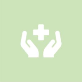 Health and Safety Guiding Principle Icon