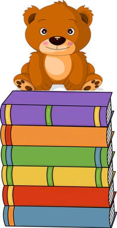 bear with books