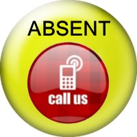 Absent Call Us