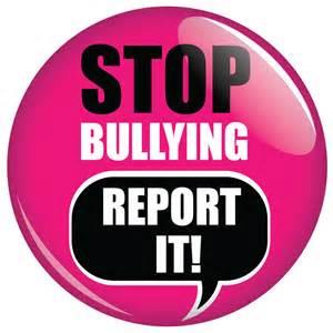 Stop Bullying, Report it