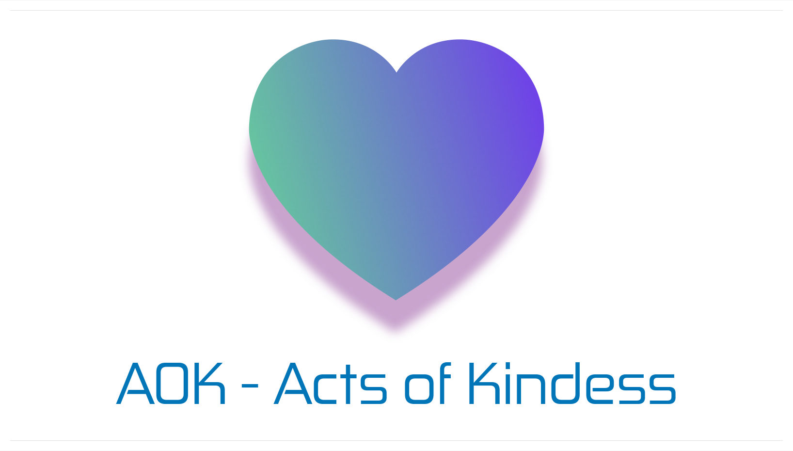 Acts of Kindness Club Logo