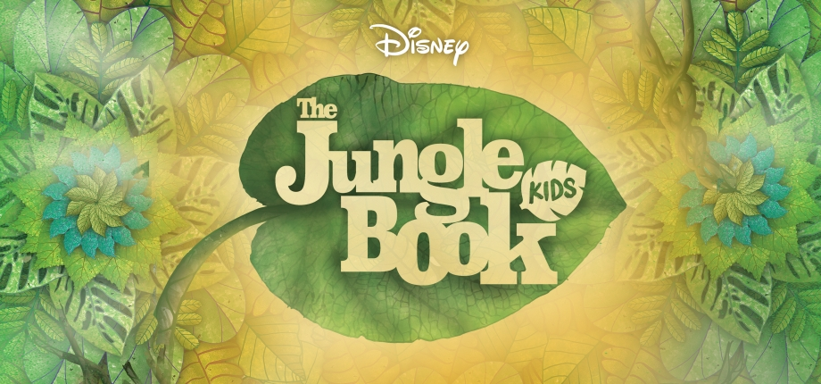 The Jungle Book Kids - Leaf title