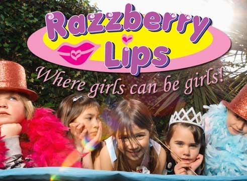Razzberry Lips Kids' Makeover