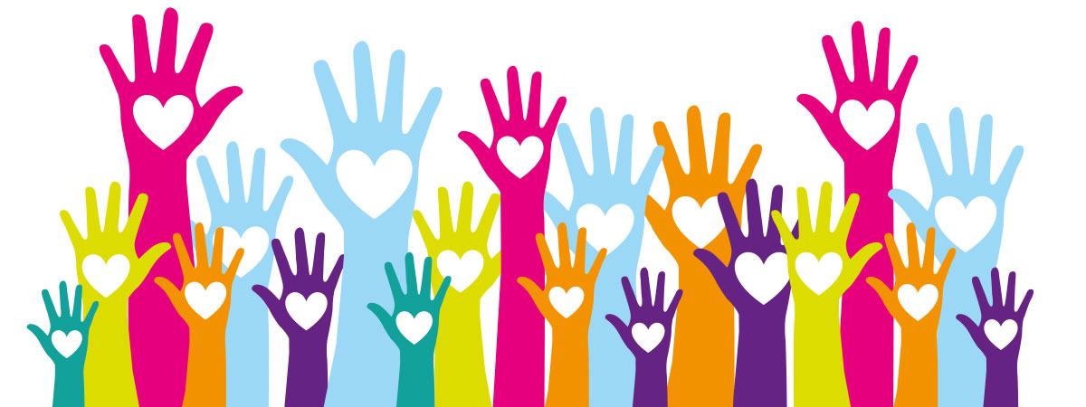 Volunteer Heart Hands