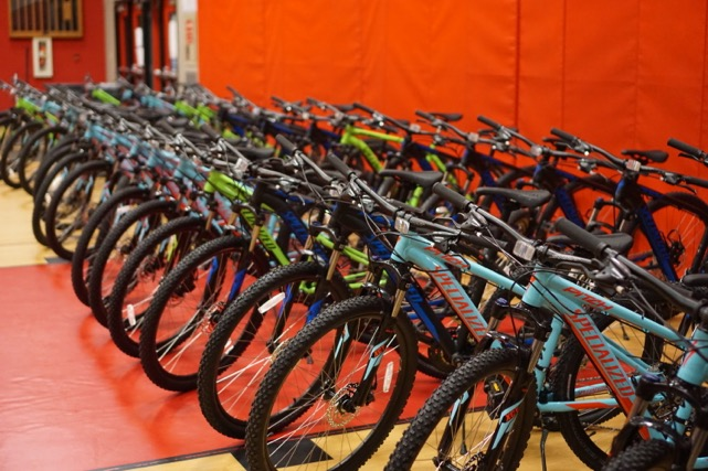 50 New Bicycles
